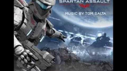 25 Knock Knock - Halo Spartan Assault Original Soundtrack