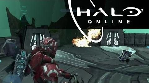 GUARDIAN Halo Online Map Walkthorugh