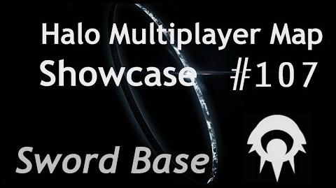 Halo Multiplayer Maps -107 - Halo Reach- Sword Base