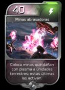 Blitz - Desterrados - Atriox - Poder - Minas abrasadoras