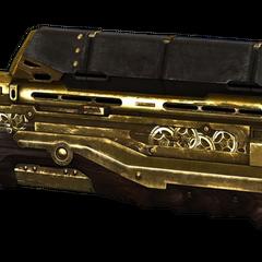 Das Sturmgewehr mit Turbine (TBN) Skin