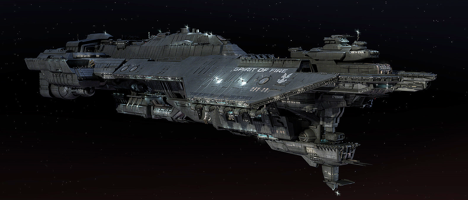 unsc space station huge - photo #16