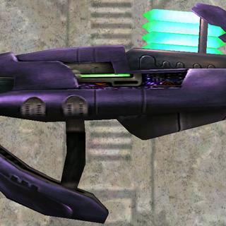Cannoni a Barra di Combustibile in Halo: Combat Evolved