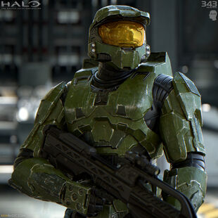 H2A CinematicRender John-117-CloseFrontView