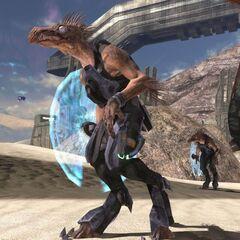 Un Jackal di Halo 3