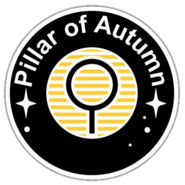 Logo del pilar de otoño