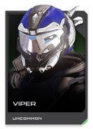 H5G REQ card Viper-Casque