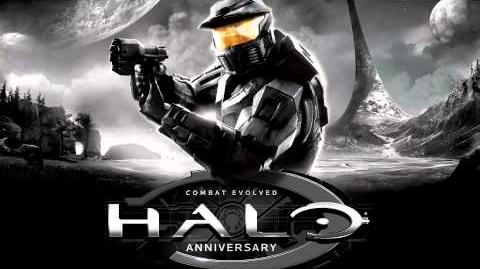 OST Halo Anniversary 13 Exfiltration CD 1
