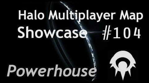 Halo Multiplayer Maps -104 - Halo Reach- Powerhouse