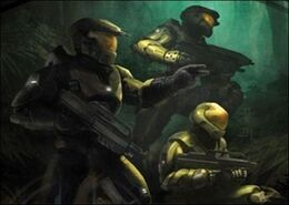 Concept Art Halo Ghosts of Onyx