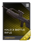 H5G REQ-Card BattleRifle-BR55