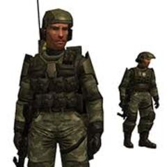 Marine in Halo 2