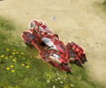 HW2 Prowling Marauder in-game