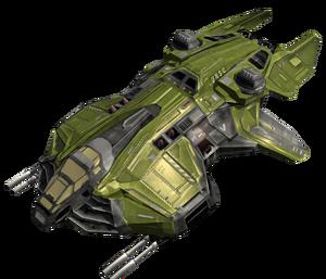 HaloWars - Vulture Profile