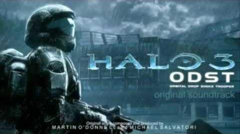 Halo 3 ODST Soundtrack - The Rookie