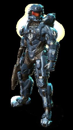 MJOLNIR Enforcer