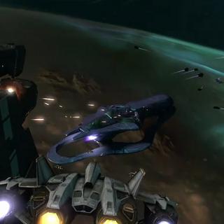 L'attacco alla corvette