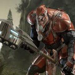 Comandante di Halo Wars