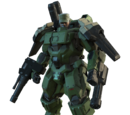 HRUNTING/YGGDRASIL Mark I(J) Armor Defense System