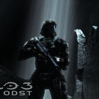 Der Anfänger im Halo 3: ODST Trailer