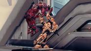 Asesinato Espada Halo4