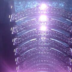 博爱之城城区内一座高耸的公共竞技塔。