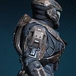 Halo Reach shoulder armor para-1-