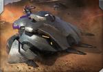 HW2 Blitz Ironclad Wraith