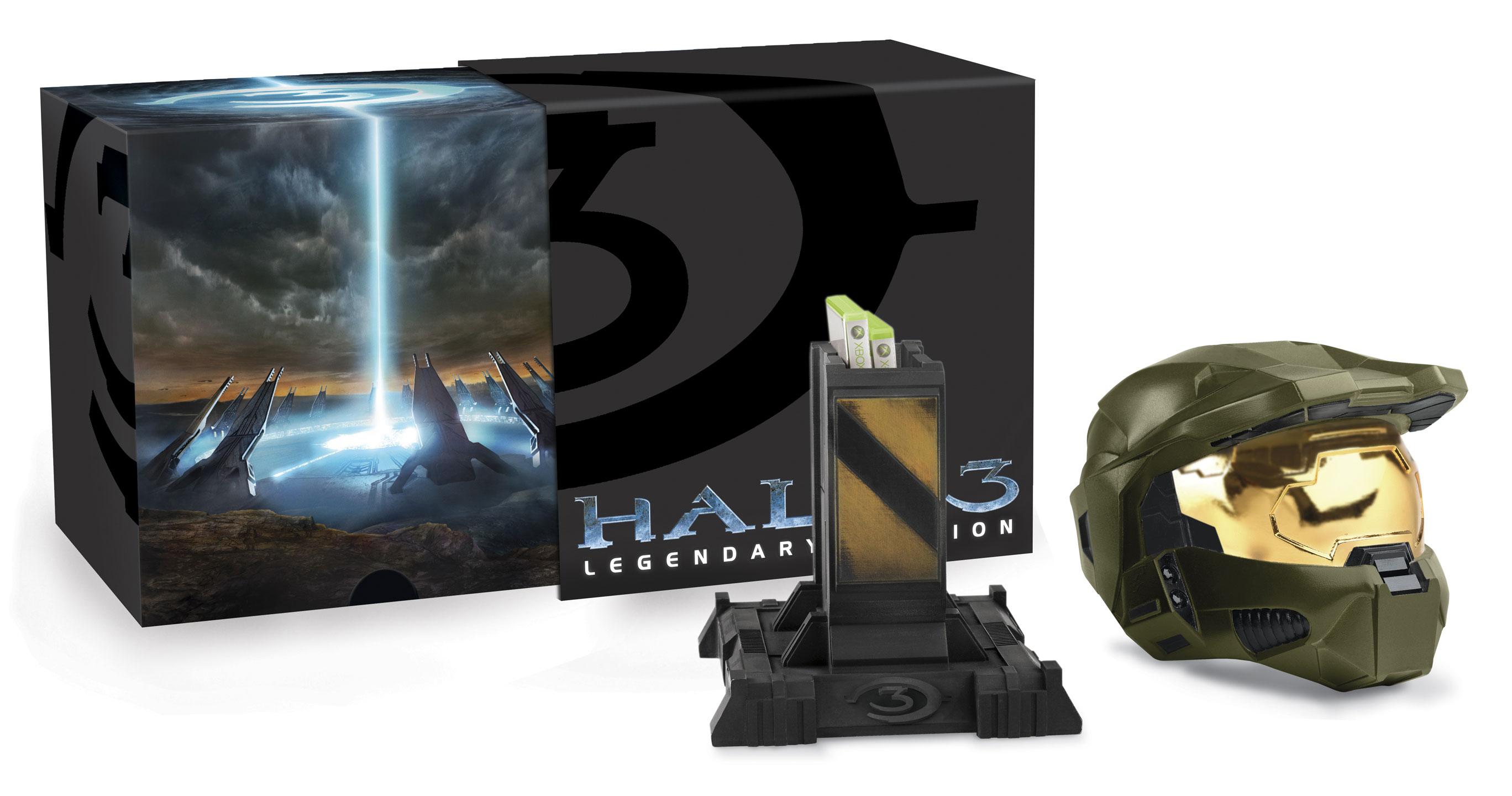 Iob halo 3 legendary edition helmet (no game) shopgoodwill. Com.