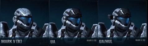 Image - Mark V(B) Helmets jpg | Halo Alpha | FANDOM powered