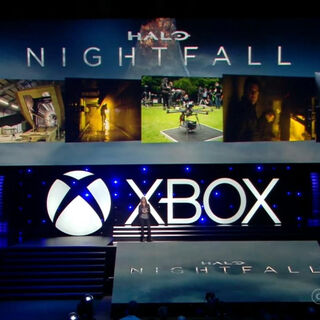 6 Bilder aus der Produktion von Halo: Nightfall (E3 2014 Microsoft Media Briefing)