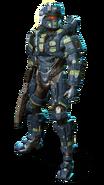 MJOLNIR Commando