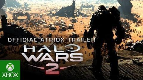 Master Meatball 117/Halo Wars 2A: Atriox Trailer veröffentlicht und Halo 3 Anniversery dementiert