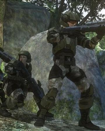 Unsc Marine Corps Halo Alpha Fandom