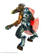 Jackal Major Halo3 toy3