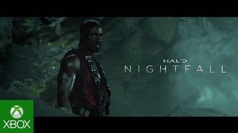 Halo Nightfall Trailer Official