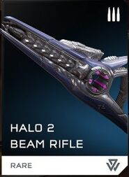 Rifle de Haz REQ H5G