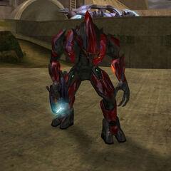 Elite Maggiore in Halo 2