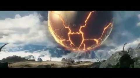 Demostración de Halo 4 en el E3 del 2012