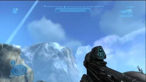 Halo Reach - Dave Easter egg