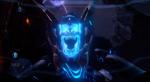 Knight Skull Blue