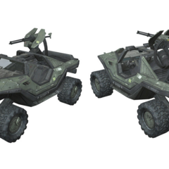 Warthog in Halo: Reach