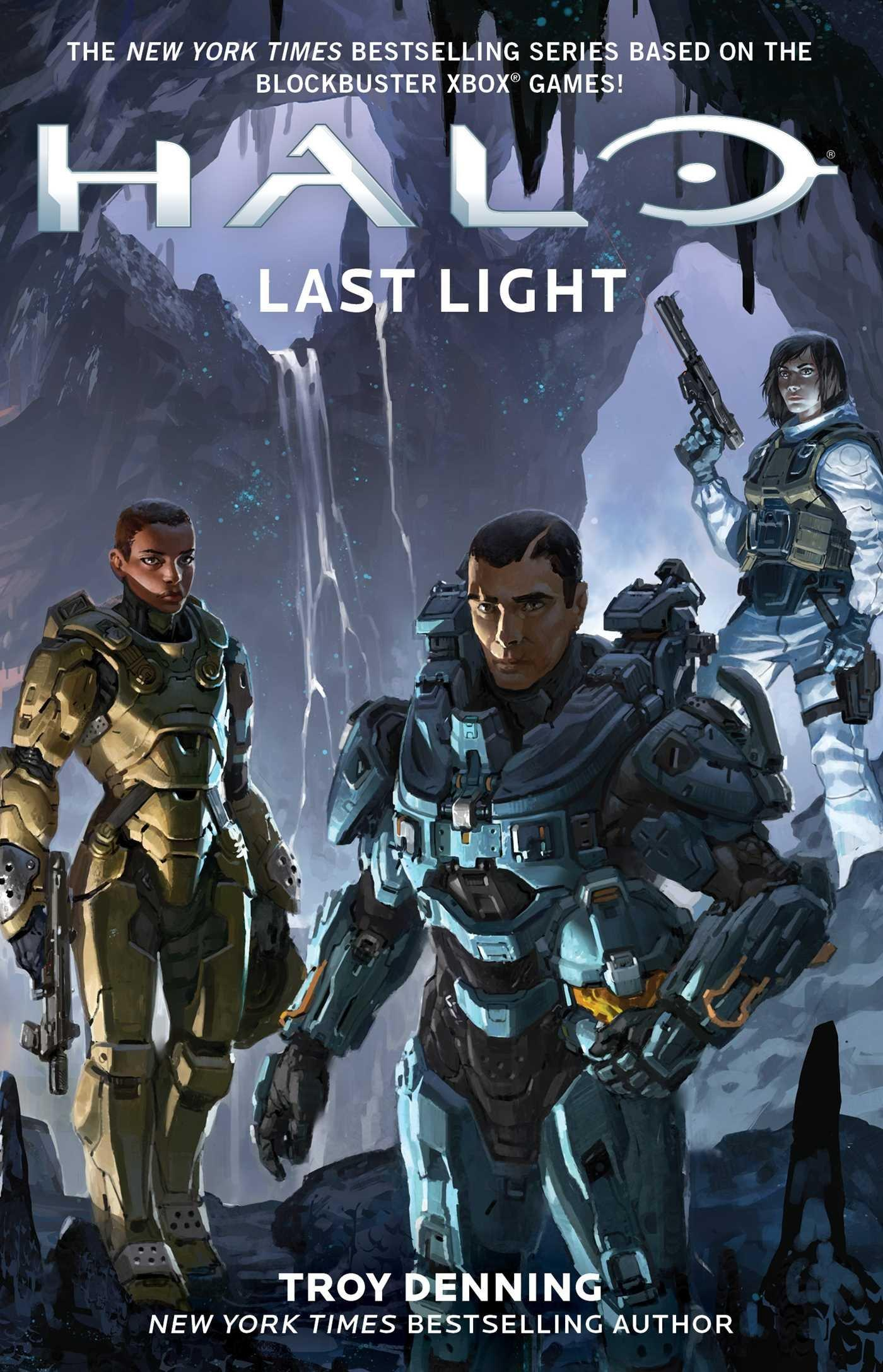 Halo: Last Light | Halo Alpha | FANDOM powered by Wikia