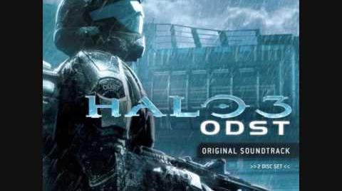 Halo 3 ODST Soundtrack - Asphalt and Ablution