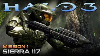 Halo 3 PC Walkthrough - Mission 1 SIERRA 117 (Sub ITA)