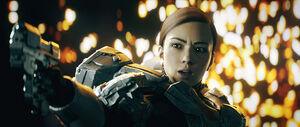 Halo 4 Spartan Ops Palmer Magnum