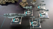 Halo Fleet Battles Epoch y Paris