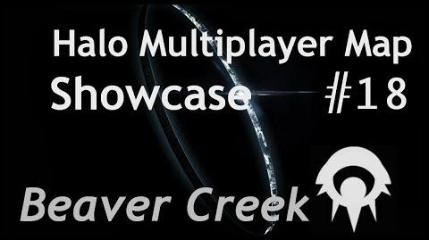 Halo Multiplayer Maps - Halo 2 Beaver Creek