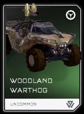 Woodlandwarthog