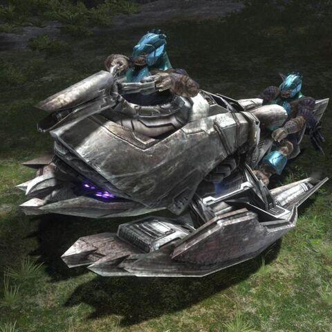 un prowler nella missione i covenant